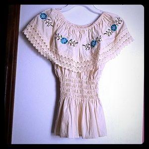 Sleeveless blouse, NW0T